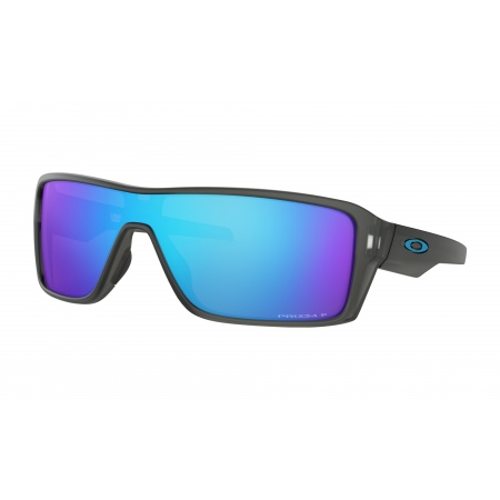 Očala Oakley RIDGELINE - 9419-0727 Matte Grey Smoke-Prizm Sapphire Polarized