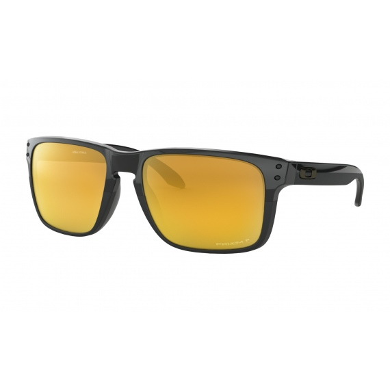 4e65896400 Oakley HOLBROOK XL - 9417-1059 Polished Black-Prizm 24K Polarized