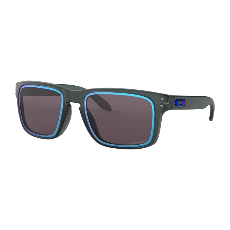 f13afb5dce Oakley HOLBROOK™ Fire and Ice Collection - 9102-G955 Matte Crystal  Black-Prizm ...