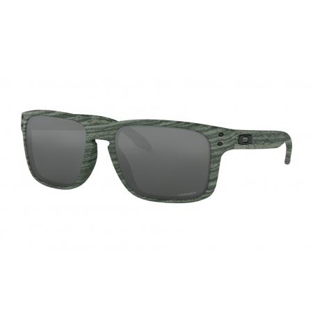 Očala Oakley HOLBROOK - 9102-H155 Ivywood-Prizm Black Iridium