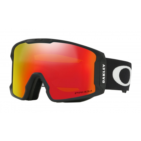 Očala Oakley LINE MINER XM - 7093-04 Matte Black-Prizm Snow Torch Iridium