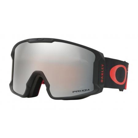 Očala Oakley LINE MINER Henrik Harlaut - 7070-41 Red Black-Prizm Snow Black Iridium