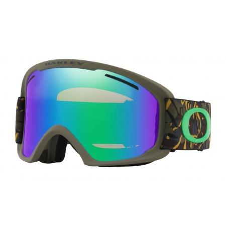 Očala Oakley O FRAME 2.0 XL - 7045-41 Camo Vine Jungle-Jade Iridium