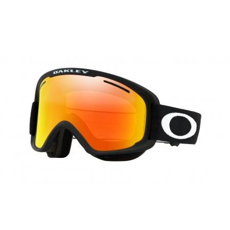 Očala Oakley O FRAME 2.0 XM - 7066-52 Matte Black-Fire & Persimmon Iridium