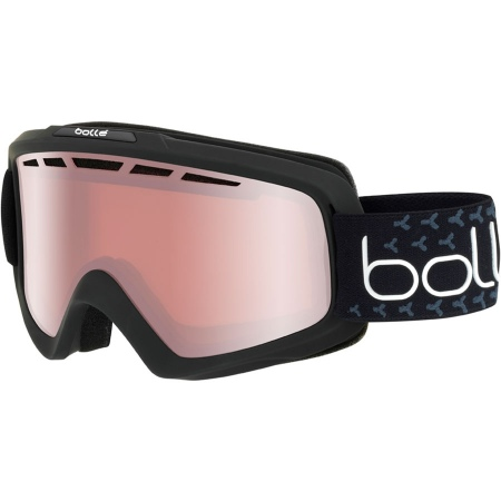 Očala Bolle NOVA II - 0 Matte Black & White-Vermillon Gun