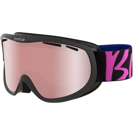 Očala Bolle SIERRA - 0 Black Pink-Vermillon Gun