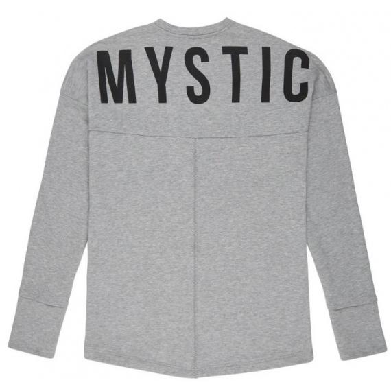 Majica Mystic MILLER LS - 863 December Sky Melee
