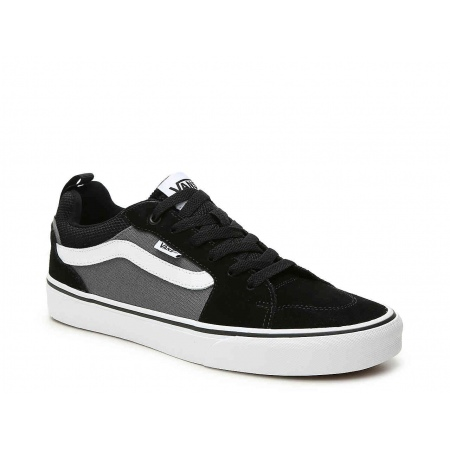 Čevlji Vans FILMORE (Suede Canvas) Black-Pewter