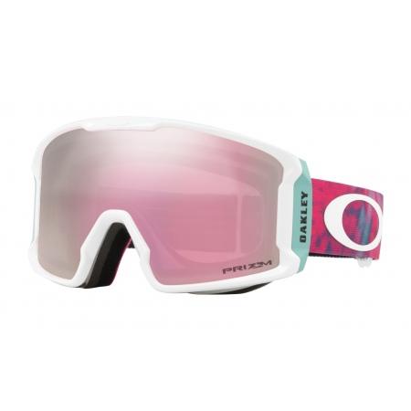 Očala Oakley LINE MINER XM - 7093-1400 Tranquil Flurry Arctic Surf-Prizm Snow Hi Pink Iridium