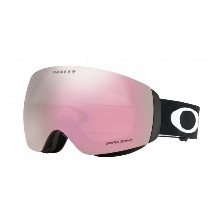 Očala Oakley FLIGHT DECK XM - 7064-4500 Matte Black-Prizm Hi Pink Iridium