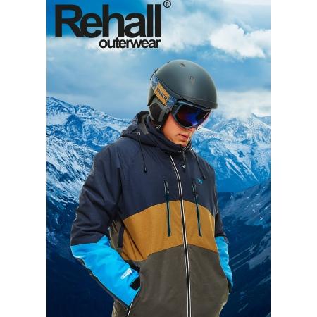 Jakna Rehall CONNOR-R - 50115 Wax Graphite
