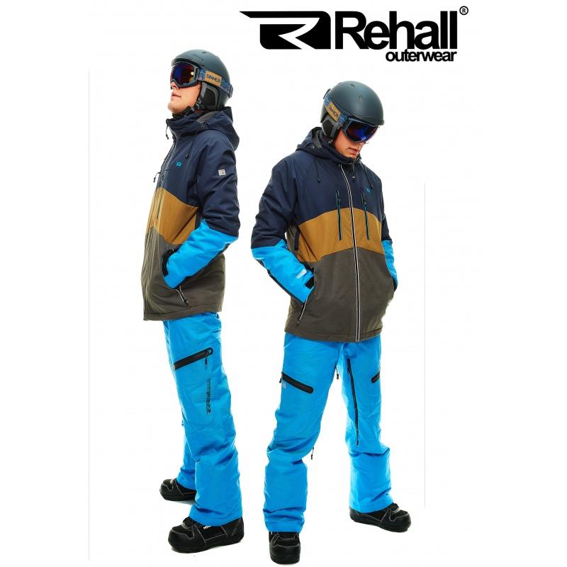 REHALL Connor Snowjacket Jacket Winter Jacket Outdoor Jacket Ski Jacket Snowboard Jacket