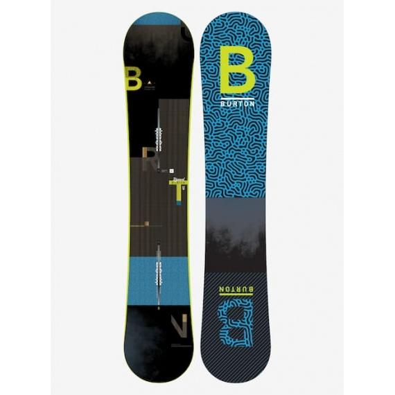 Snowboard Burton RIPCORD - 0 1