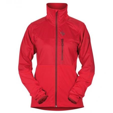 Majica Sweet Protection SUPERNAUT Fleece Women - Rubus Red