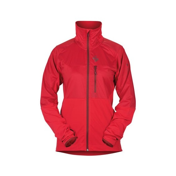Majica Sweet Protection SUPERNAUT Fleece Women - Rsred Rubus Red