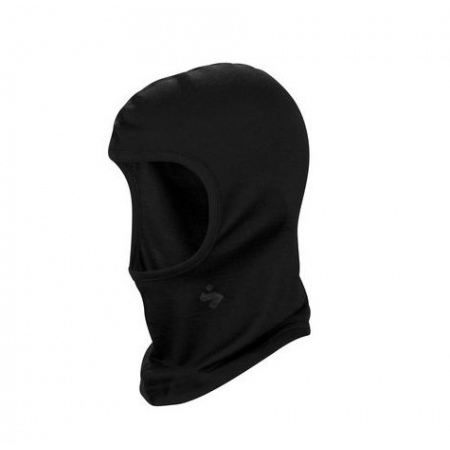 Maska Sweet Protection MERINO BALACLAVA Junior - True Black