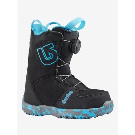 Snowboard Čevlji Burton KID GROM Boa - 0 Black