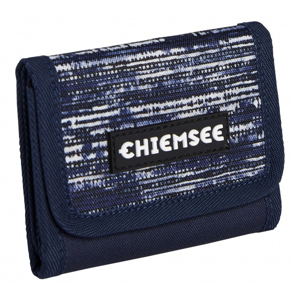 Denarnica Chiemsee WALLET - 4878 Structure Blue