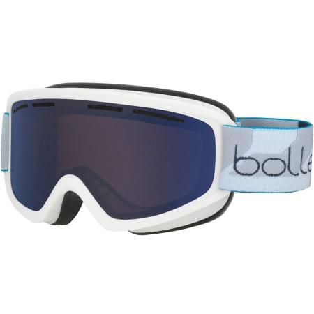 Očala Bolle SCHUSS - 0 Matte White-Bronze Blue