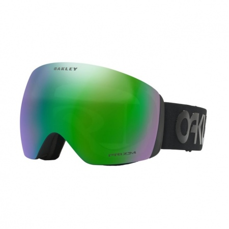 Očala Oakley FLIGHT DECK XM - 7064-43 Matte Black-Prizm Jade Iridium