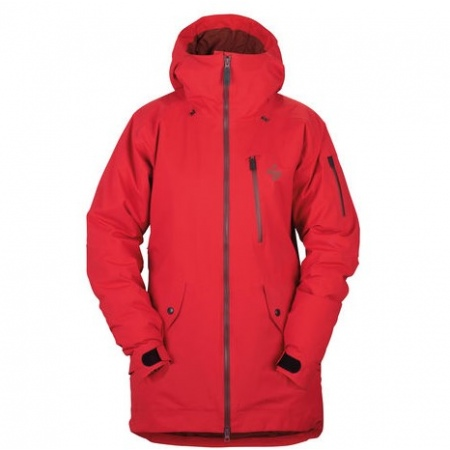 Jakna Sweet Protection SALVATION DryZeal Insulated Jacket Women - Rubus Red