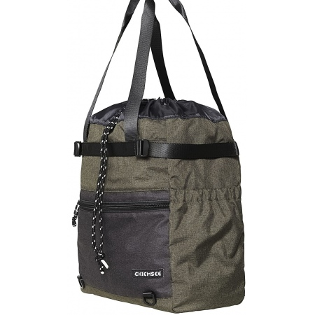 Torba Chiemsee CASUAL SHOPPER - 19-0515 Olive Night