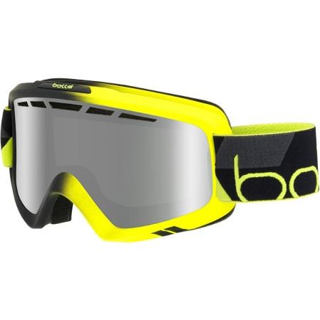 Očala Bolle NOVA II - Matte Black&yellow Gradient Black Chrome
