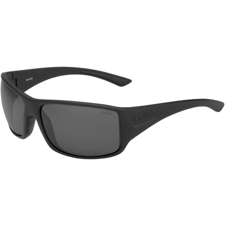 Bolle TIGERSNAKE - Matte Black-Hd Polarized Tns