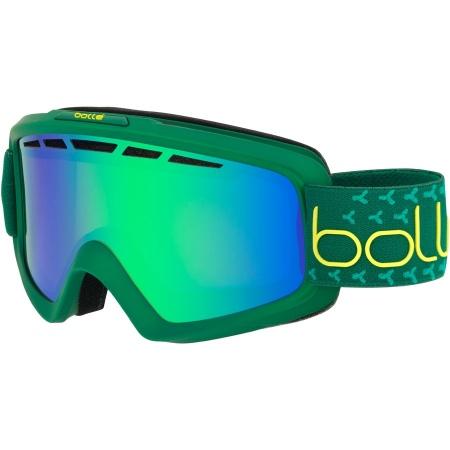 Očala Bolle NOVA II - 0 Matte Green&lime-Green Emerald