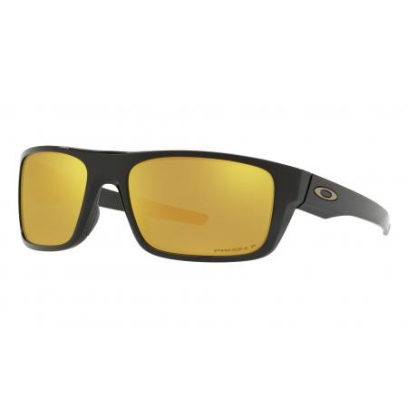 Očala Oakley DROP POINT - 9367-2160 Polished Black-Prizm 24K Polarized