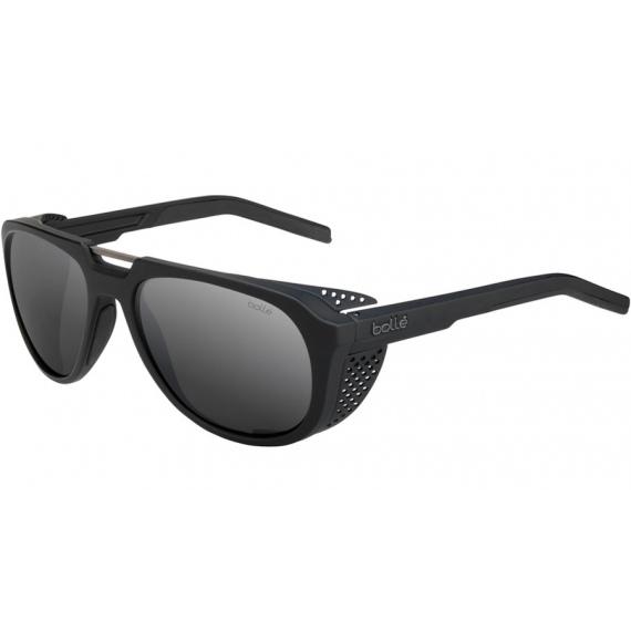 Očala Bolle COBALT - 0 Matte Black-Hd Polarized Tns Gun