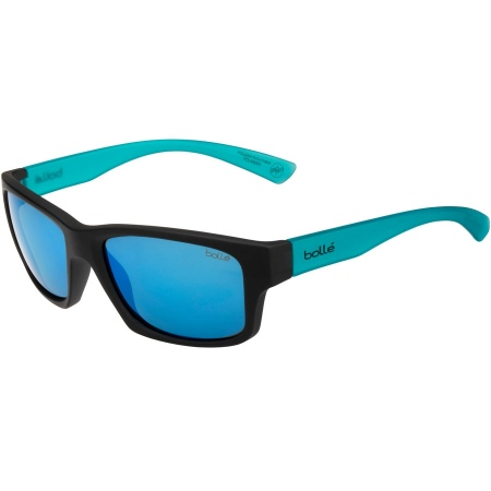 Očala Bolle HOLMAN FLOATABLE - 0 Matte Black Crystal Blue-Hd Polarized Offshore Blue