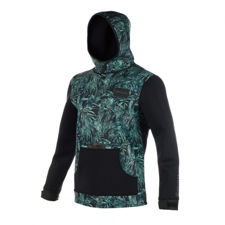 Mystic Jakna VOLTAGE SWEAT Neo - 605 Green Allover