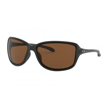 Očala Oakley COHORT - 9301-0761 Matte Black-Prizm Tungsten Polarized