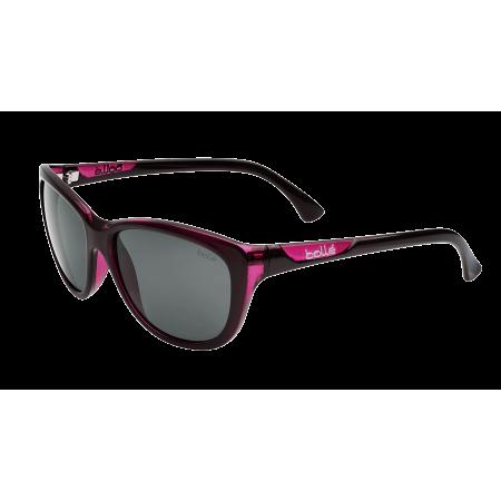 Očala Bolle GRETA - 0 Shiny Translucent Plum-Hd Polarized Tns