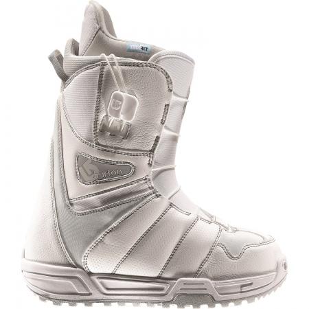 Snowboard Čevlji Burton MINT Women - Wg White-Gray