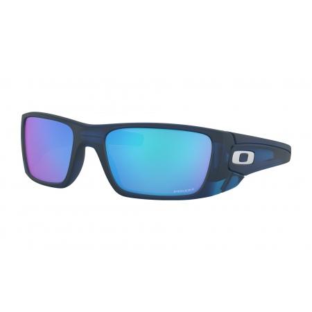 Očala Oakley FUEL CELL - 9096-K160 Matte Translucent Blue-Prizm Sapphire Iridium