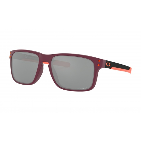 Očala Oakley HOLBROOK MIX - 9384-1657 Matte Vampirella-Prizm Black Iridium
