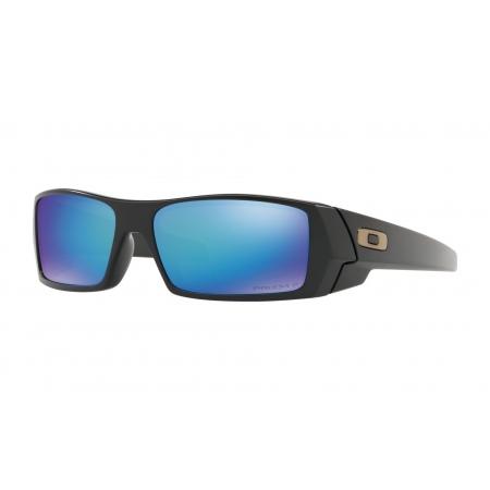 Očala Oakley GASCAN - 9014-5060 Matte Black-Prizm Sapphire Polarized