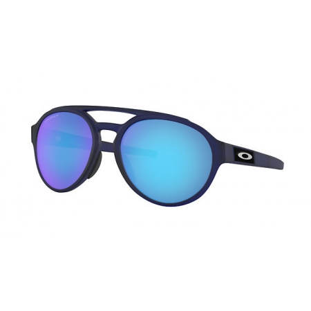 Očala Oakley FORANGER - 9421-0658 Matte Translucent Blue-Prizm Sapphire Polarized