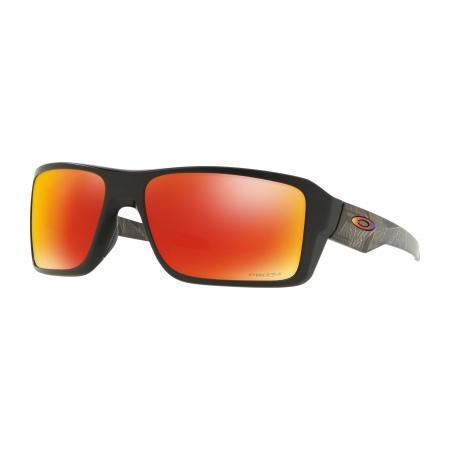 Očala Oakley DOUBLE EDGE - 9380-2366 Matte Black Prizmatic-Prizm Ruby Polarized
