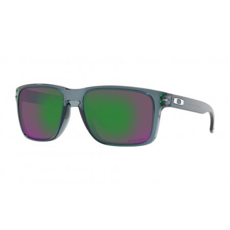 Očala Oakley HOLBROOK XL - 7417-1459 Crystal Black-Prizm Jade