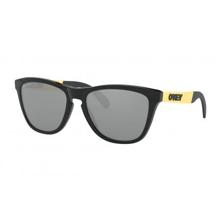 Očala Oakley FROGSKINS - 9428-0255 Polished Black-Prizm Black Iridium