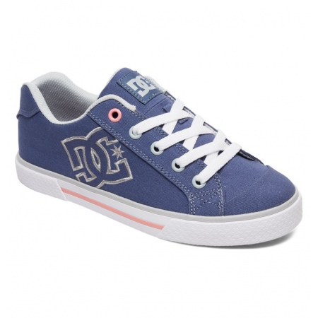 Čevlji DC W CHELSEA TX - Bgc Blue-Grey