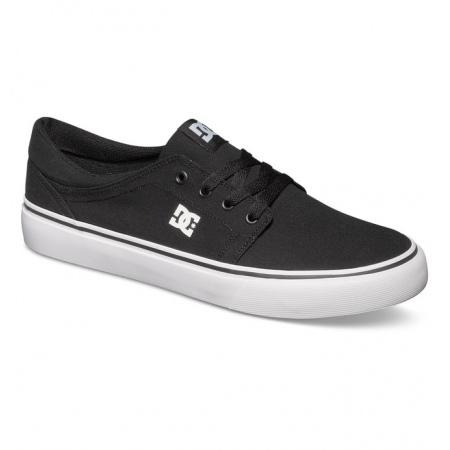 Čevlji DC TRASE TX - Bkw BKW Black-White