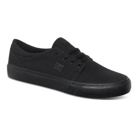 Čevlji DC TRASE TX - 3Bk Black-Black-Black