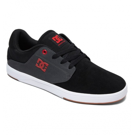 Čevlji DC PLAZA TC S - Bda Black-Grey-Athletic Red