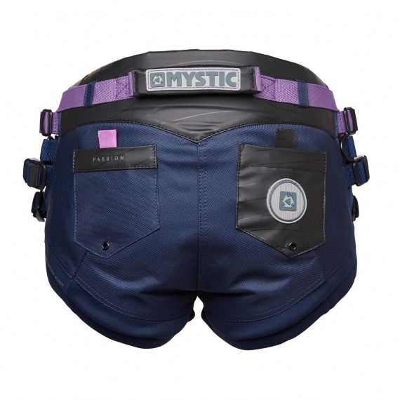 Mystic PASSION Seat Women Harness - 380 Purple
