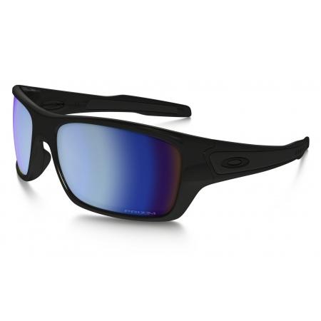 Očala Oakley TURBINE - 9263-14 Polished Black-Prizm Deep Water Polarized