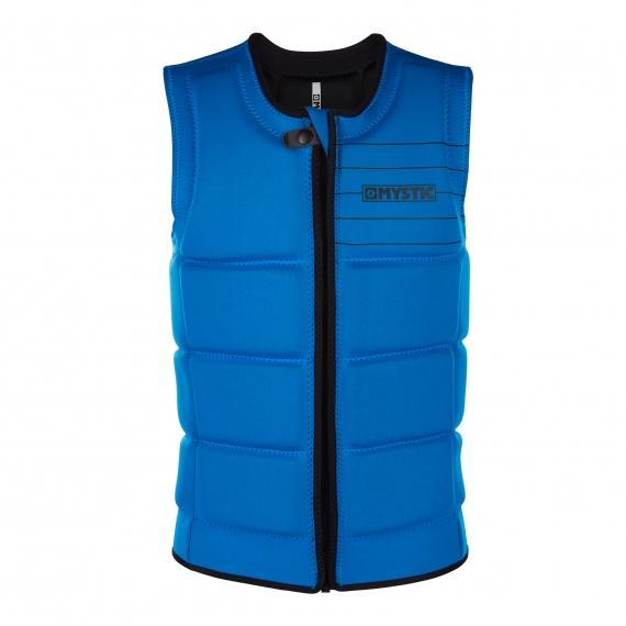 Mystic Jopič BRAND Wake Impact Vest Frontzip - 400 Blue